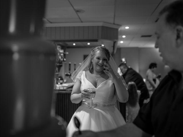 Aimee and Sam's Wedding in Garstang, Lancashire 29