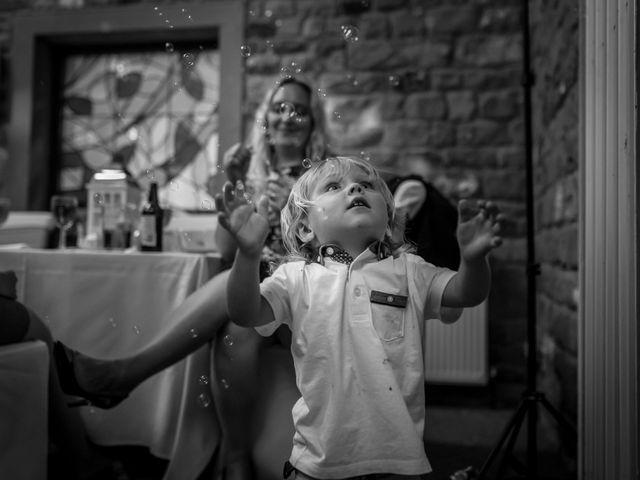 Aimee and Sam's Wedding in Garstang, Lancashire 31