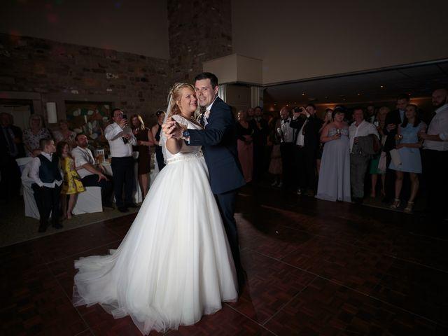 Aimee and Sam's Wedding in Garstang, Lancashire 33