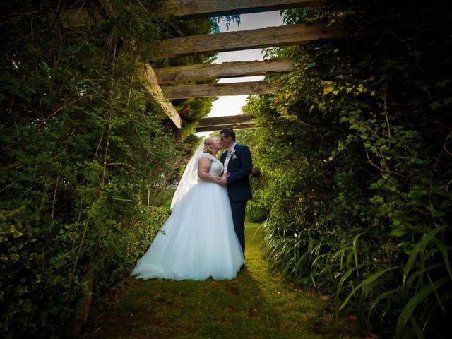 Aimee and Sam's Wedding in Garstang, Lancashire 2