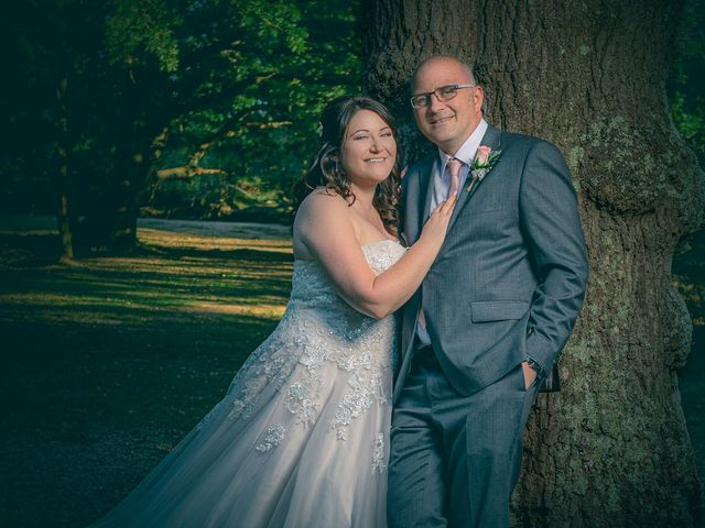 Karl and Katie's Wedding in The New Forest, Hampshire 3