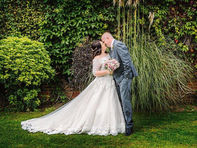 Katie & Karl's wedding