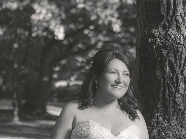Karl and Katie's Wedding in The New Forest, Hampshire 6