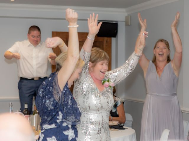 Karl and Katie's Wedding in The New Forest, Hampshire 2