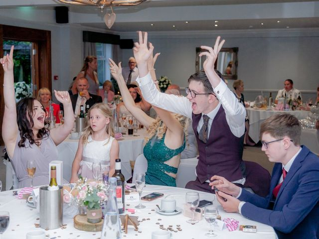 Karl and Katie's Wedding in The New Forest, Hampshire 44