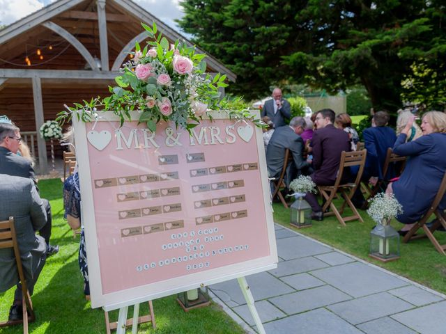 Karl and Katie's Wedding in The New Forest, Hampshire 54