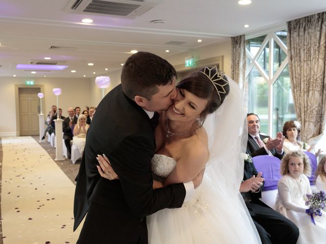 Scott and Sam's Wedding in Chester, Cheshire 9