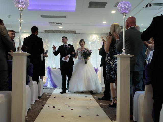 Scott and Sam's Wedding in Chester, Cheshire 10