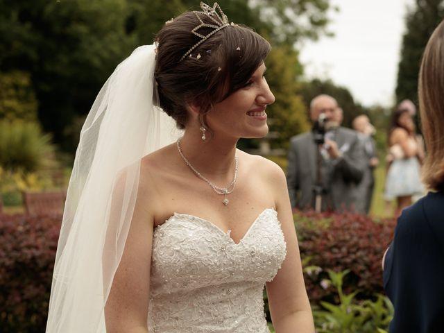 Scott and Sam's Wedding in Chester, Cheshire 11