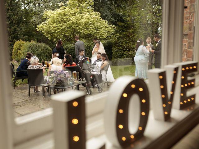 Scott and Sam's Wedding in Chester, Cheshire 20