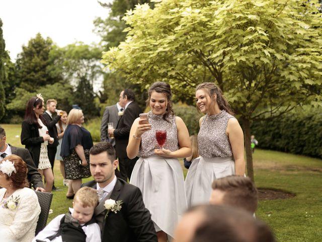 Scott and Sam's Wedding in Chester, Cheshire 22