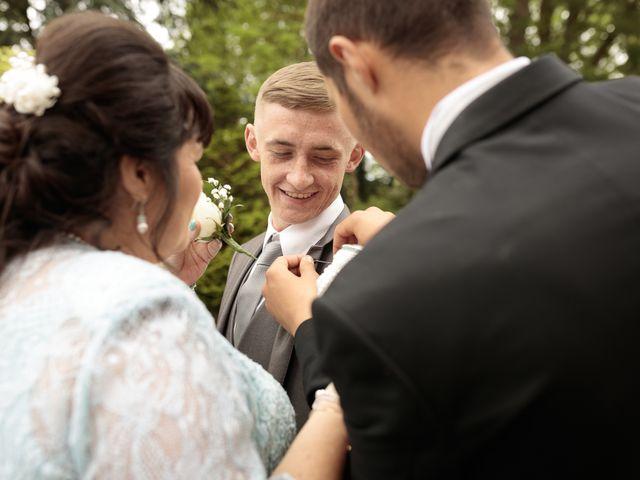 Scott and Sam's Wedding in Chester, Cheshire 23