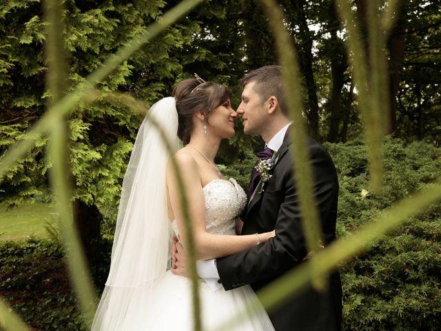 Scott and Sam's Wedding in Chester, Cheshire 30