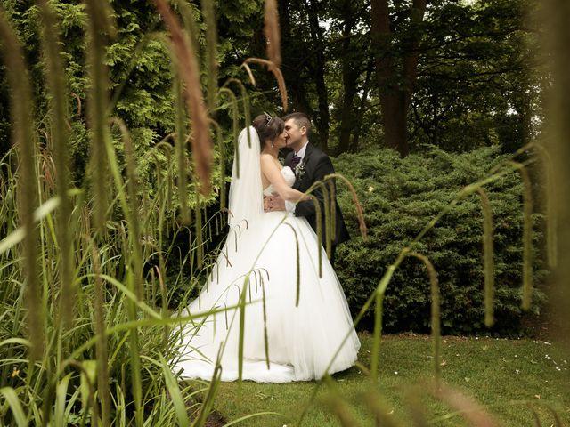 Scott and Sam's Wedding in Chester, Cheshire 31