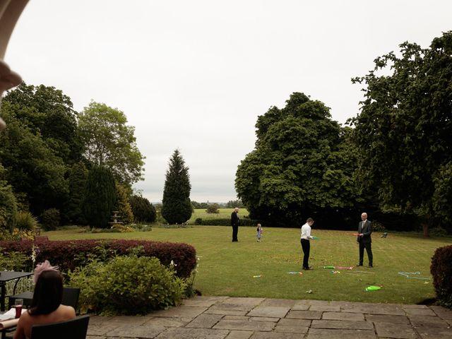 Scott and Sam's Wedding in Chester, Cheshire 33