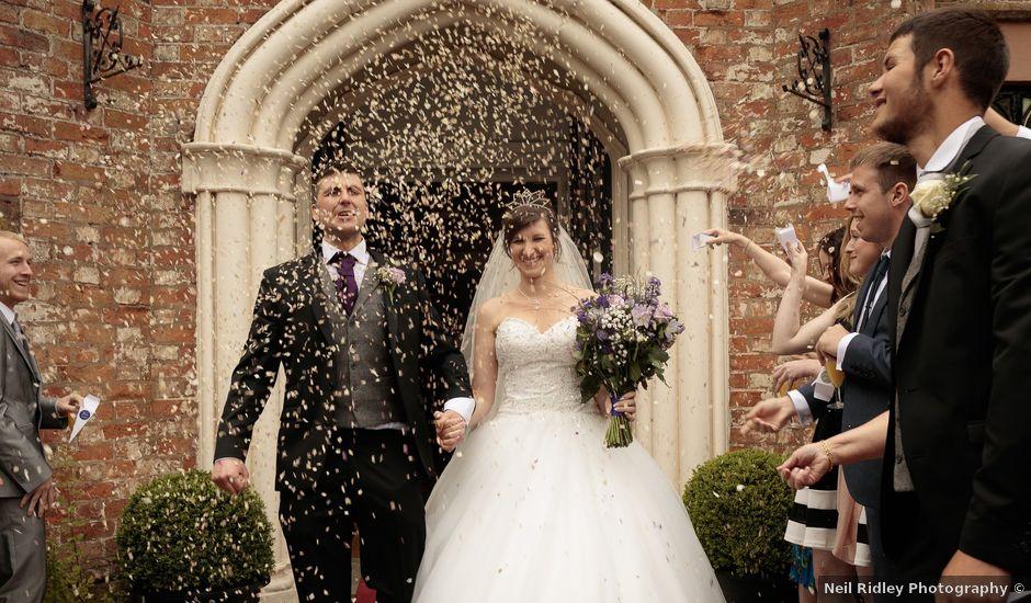 Scott and Sam's Wedding in Chester, Cheshire