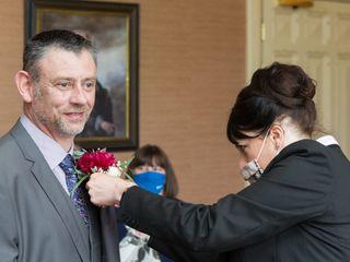 Tracey & Stephen's wedding 2