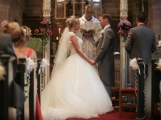 Cerys & James's wedding