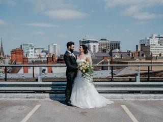 Bethan & Drew's wedding