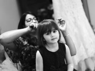 Laura & Suneet's wedding 1