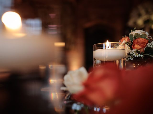 Anthony and Stephanie's Wedding in Peckforton, Cheshire 3