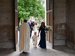 Katie & Dean's wedding 1