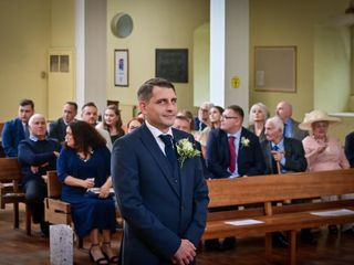 Katie & Dean's wedding 2