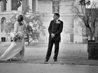 Katie & Dean's wedding