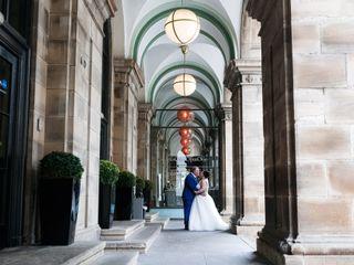 Sarah & Peter's wedding