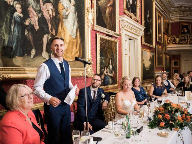 Geoff and Ellie's Wedding in Goodwood, West Sussex 2
