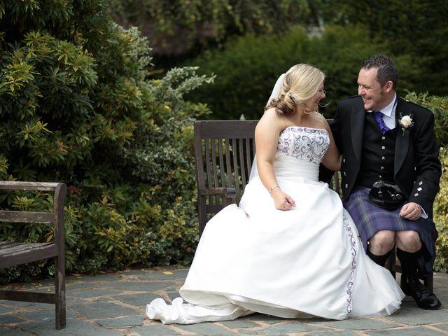 Carol & Malcolm's wedding