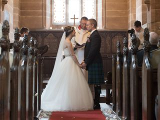 Alisdair & Sarah's wedding 3