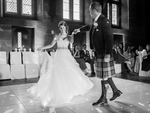 Alisdair & Sarah's wedding