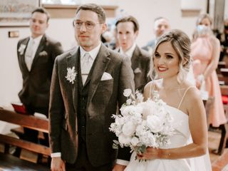 Steph & Jake's wedding 2