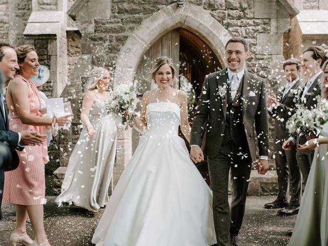 Steph & Jake's wedding