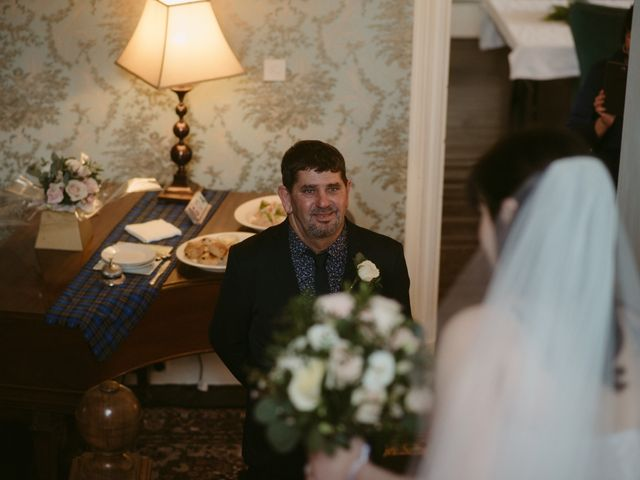 Aiden and Georgia's Wedding in Scottish Borders, Lothian & Borders 56