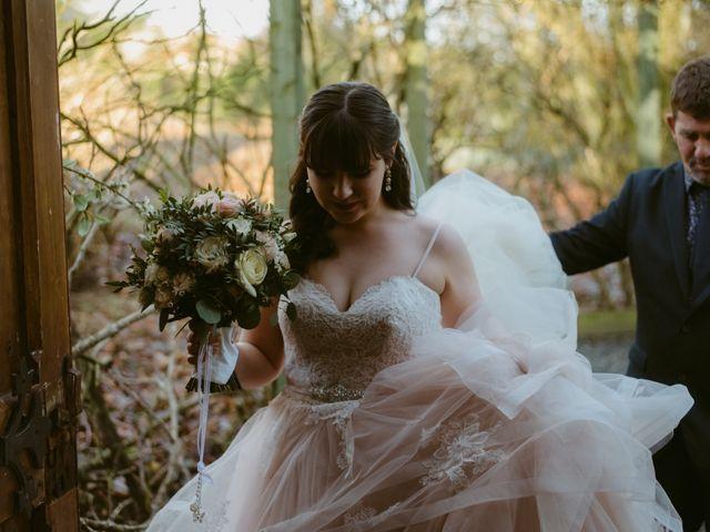 Aiden and Georgia's Wedding in Scottish Borders, Lothian & Borders 65
