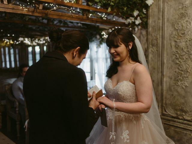 Aiden and Georgia's Wedding in Scottish Borders, Lothian & Borders 73