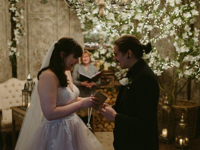 Aiden and Georgia's Wedding in Scottish Borders, Lothian & Borders 75