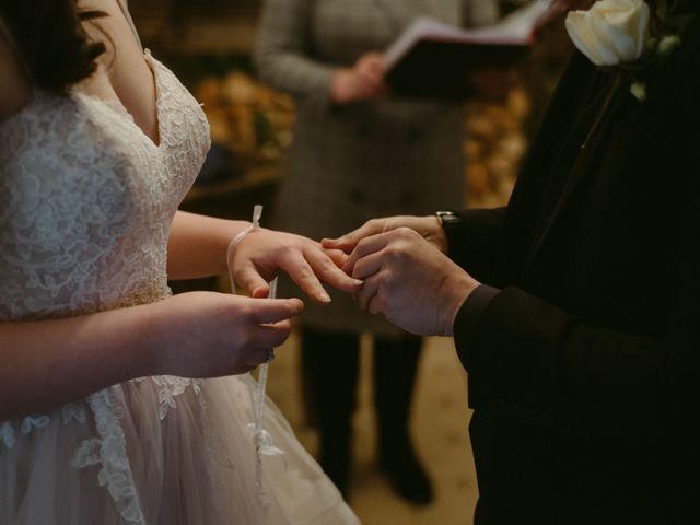 Aiden and Georgia's Wedding in Scottish Borders, Lothian & Borders 77