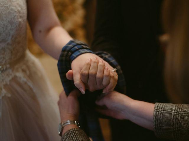 Aiden and Georgia's Wedding in Scottish Borders, Lothian & Borders 82