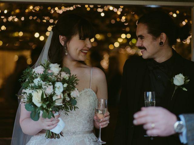 Aiden and Georgia's Wedding in Scottish Borders, Lothian & Borders 87