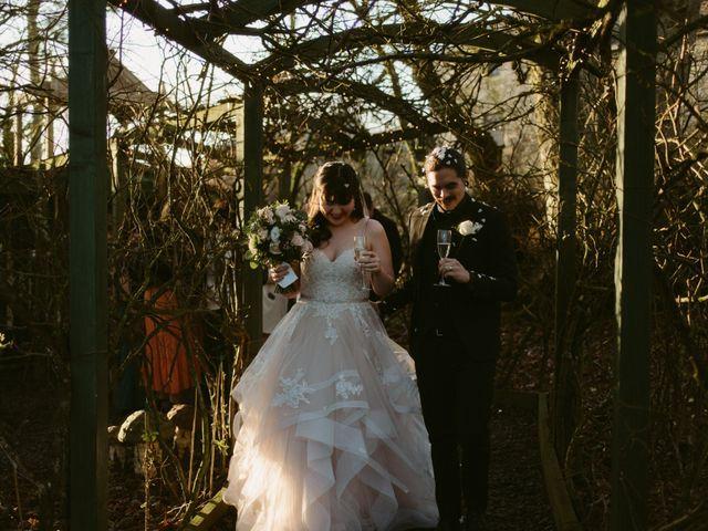 Aiden and Georgia's Wedding in Scottish Borders, Lothian & Borders 89