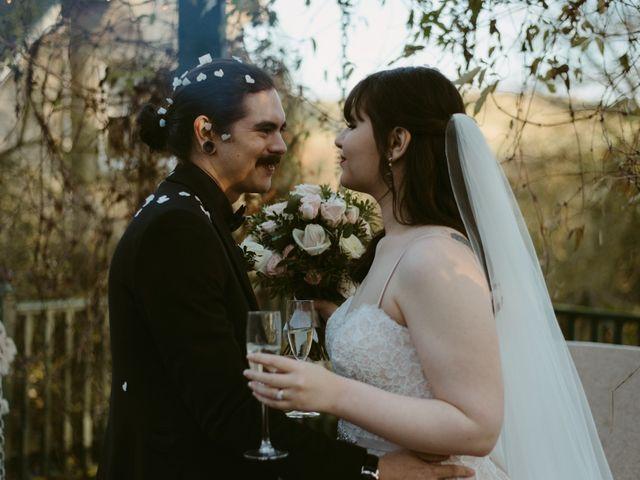 Aiden and Georgia's Wedding in Scottish Borders, Lothian & Borders 90