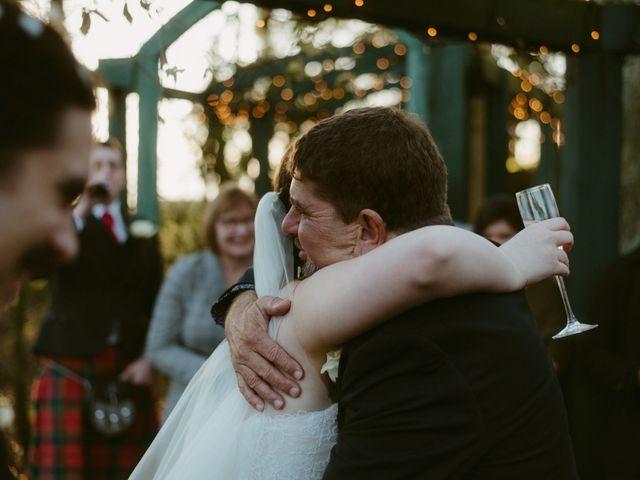 Aiden and Georgia's Wedding in Scottish Borders, Lothian & Borders 92