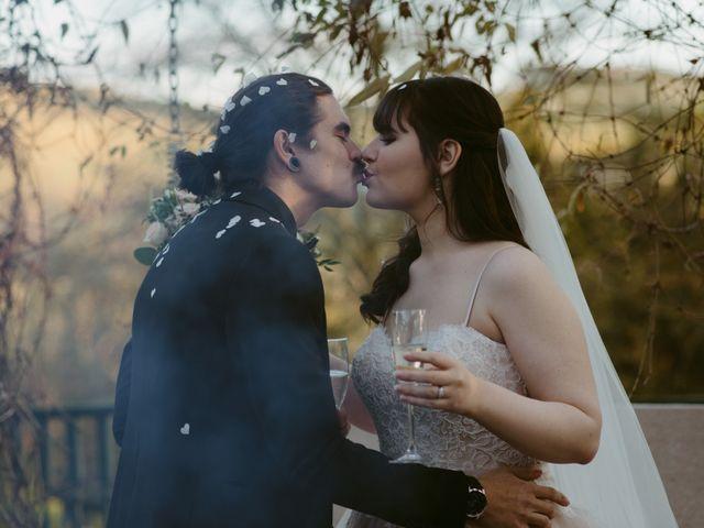 Aiden and Georgia's Wedding in Scottish Borders, Lothian & Borders 96