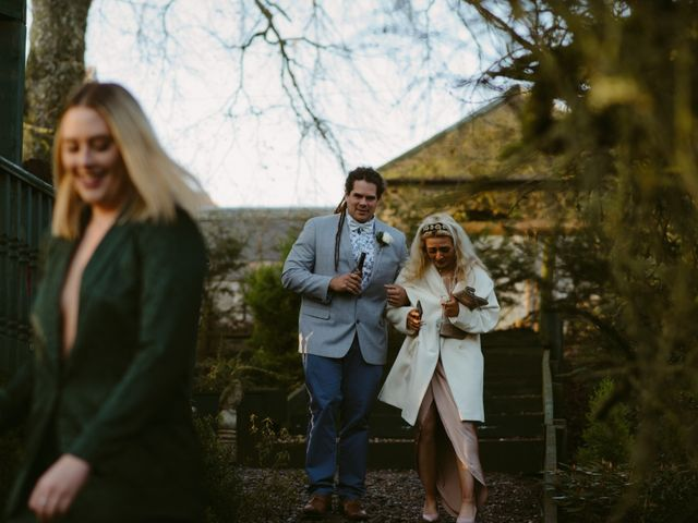 Aiden and Georgia's Wedding in Scottish Borders, Lothian & Borders 99