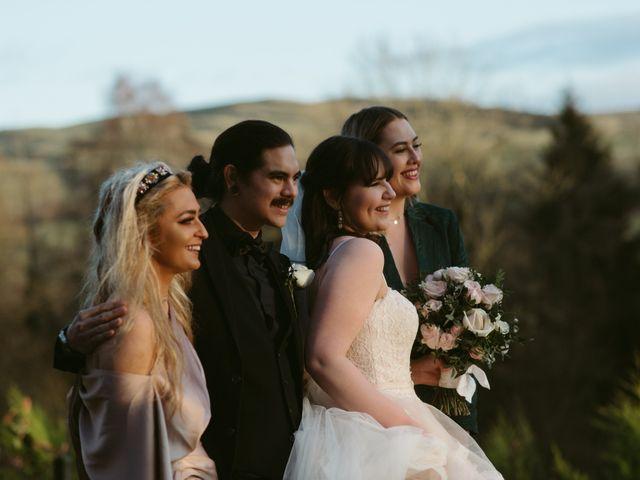 Aiden and Georgia's Wedding in Scottish Borders, Lothian & Borders 101