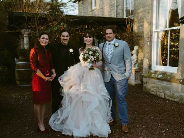 Aiden and Georgia's Wedding in Scottish Borders, Lothian & Borders 103