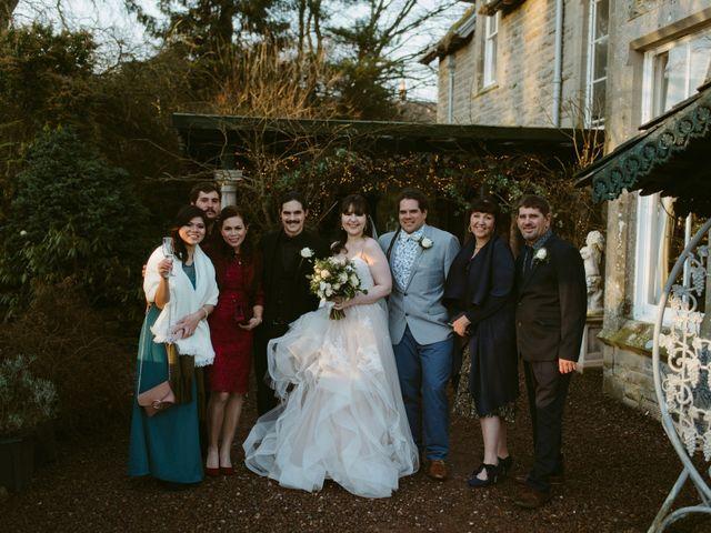Aiden and Georgia's Wedding in Scottish Borders, Lothian & Borders 104